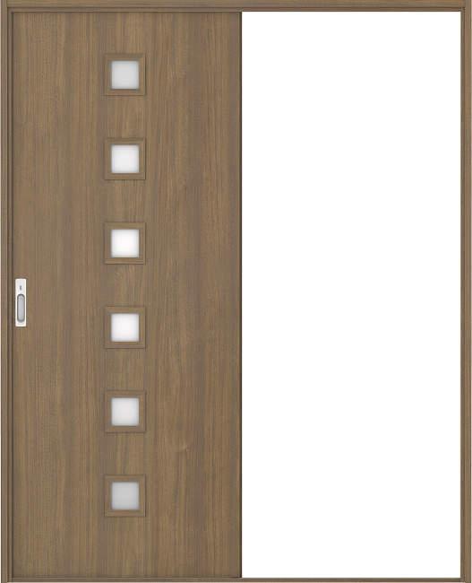 【爆売り!】 オーダー室内用ハイグレード 片引戸 三方枠付き Vレール (higt-grade-km-07) 枠外高さ:1850mm~2150mm以下×枠外幅:1850mm以下対応 1本引き 引き戸 間仕切り 思いを形に! スライド式 オーダー オプション金物セット購入で吊り式にも対応します。:Free Door Shop 店, オリジナルショップ三幸:6494d216 --- fricanospizzaalpine.com