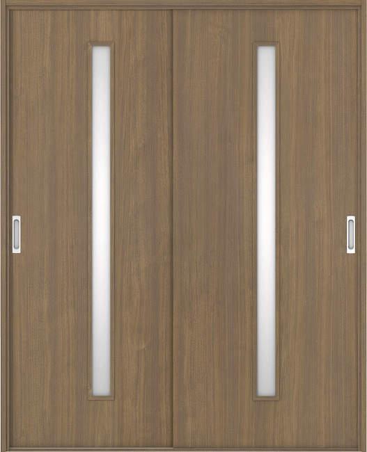 予約販売 オーダー室内用ハイグレード 引違戸 三方枠付き Vレール (higt-grade-hs-03 Door )枠外高さ:1000mm~1850mm以下×枠外幅:1850mm以下対応 2枚セット価格 引違い戸 引き戸 間仕切り 思いを形に! スライド式 オーダー 板戸 リフォーム DIY 空間に合わせて製作。:Free 店 Shop-木材・建築資材・設備
