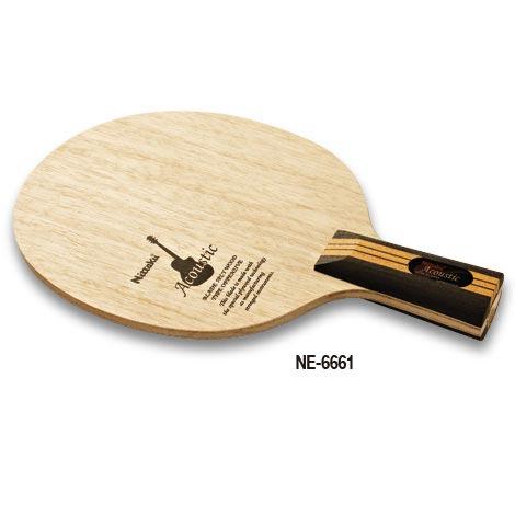 ニッタク Nittaku 卓球 ペンホルダー ラケット アコースティックC NE-6661