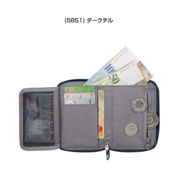 マムート Mammut メンズ レディース ジップ ウォレット メランジュ 二つ折り 財布 スマートウォレット 小銭入れ カード入れ 折り財布 2520-00720
