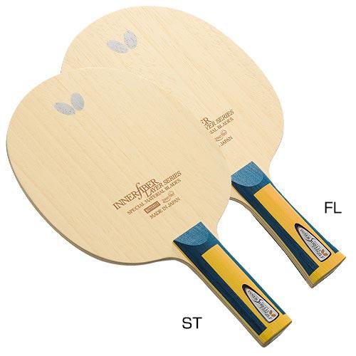 バタフライ Butterfly メンズ レディース 卓球 ラケット カット用シェーク シールド レイヤー ZLF FL/ST 36691 36694 36691 36694