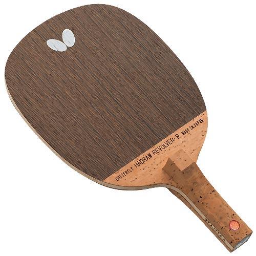 バタフライ Butterfly メンズ レディース 卓球 ラケット ペンホルダー ハッドロウ リボルバー 23850