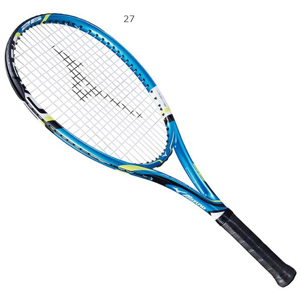ミズノ Mizuno ジュニア キッズ Fエアロ 26 テニスラケット テニス ストリング張り上げ ケース付 63JTH707