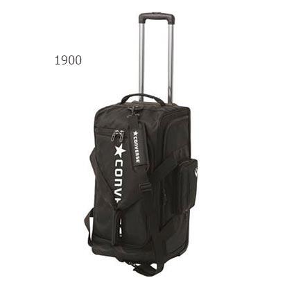 55L コンバース CONVERSE メンズ レディース ボストンキャリー バッグ 鞄 キャリーケース ボストンバッグ 遠征 C1609041