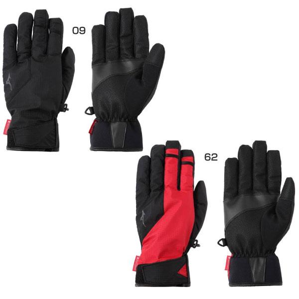 ミズノ Mizuno メンズ レディース ベルグテック ブレスサーモグラブ 手袋 グローブ 発熱 防水 タッチパネル対応 A2JY7502