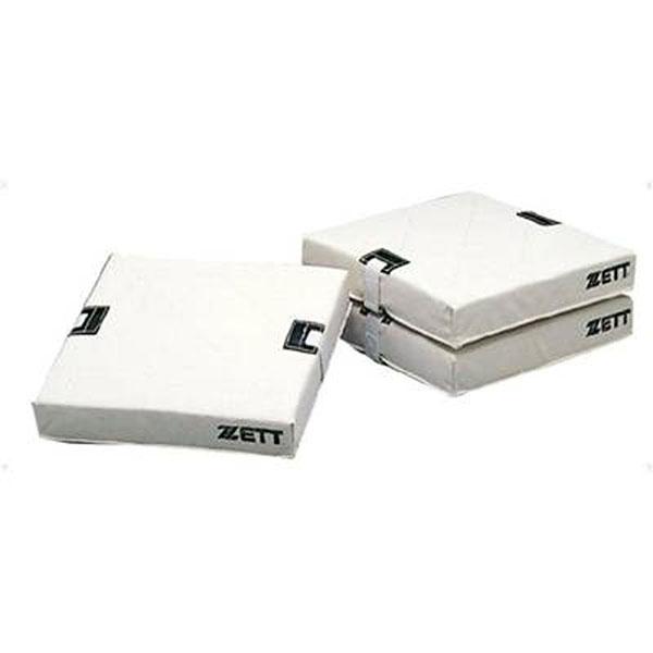 軟式用 ゼット野球 ZETT メンズ レディース 軟式布団ベース3枚1組セット 野球用品 ハイフトンベース ZBV11