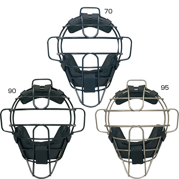 硬式 エスエスケイ野球 SSK メンズ レディース キャッチャー用チタンマスク 野球用品 防具 捕手 高校野球 CKM1800S