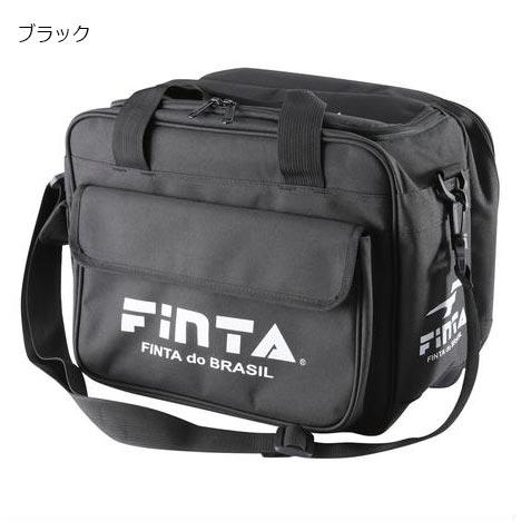 フィンタ FINTA メンズ レディース ドクターバッグ ショルダーバッグ 肩掛け 鞄 サッカー 救急 メディカルバック FT5148