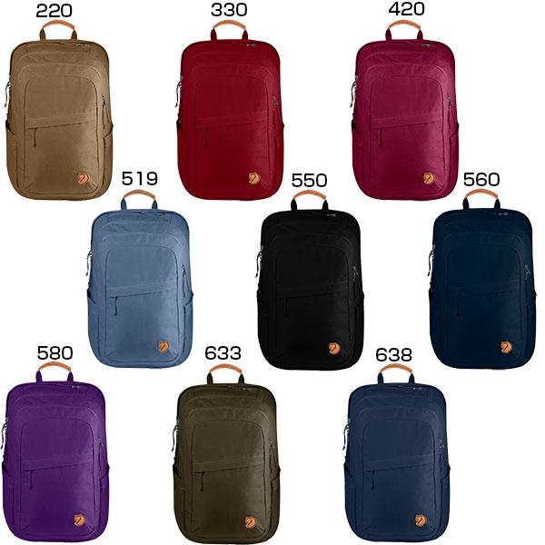 28L フェールラーベン FJALL RAVEN メンズ レディース ラベン Raven 28L リュックサック デイパック バックパック バッグ 鞄 26052