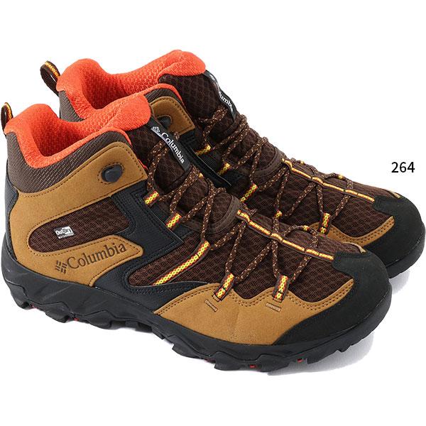 コロンビア Columbia メンズ セイバー4ミッド アウトドライ ワイド 登山靴 山登り トレッキングシューズ YI7463