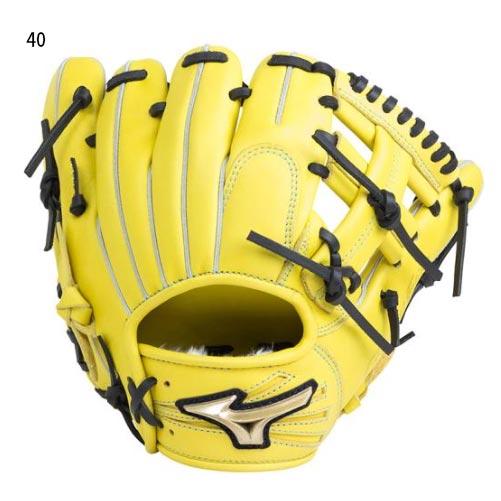 ミズノ Mizuno メンズ レディース 硬式用 グローバルエリート トレーニング 野球 硬式グラブ 内野手用 1AJGT18000