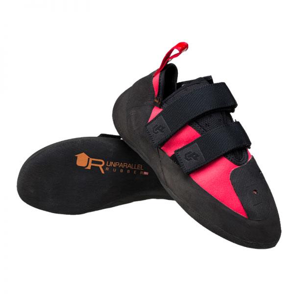 キャラバン CARAVAN メンズ レディース UPライズ VCS LV 登山靴 クライミングシューズ アンパラレル Unparallel 1410005