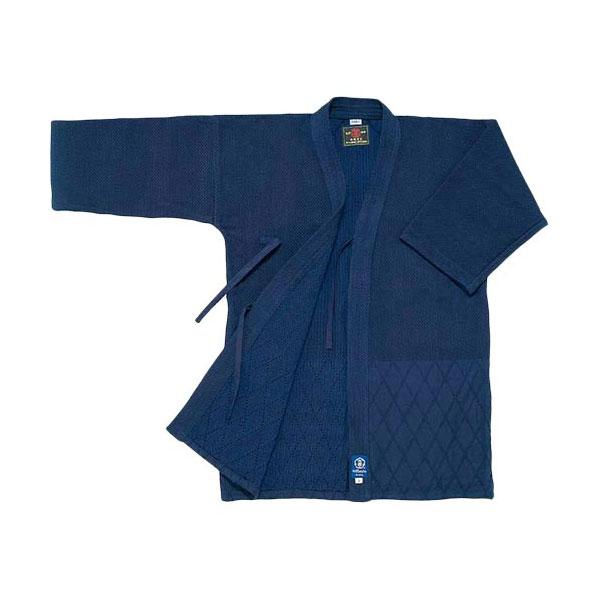 4号 クサクラ KUSAKURA メンズ レディース 特上正藍二重織 ウェア 剣道 剣道衣 一般 有段者 選手用 KOA24