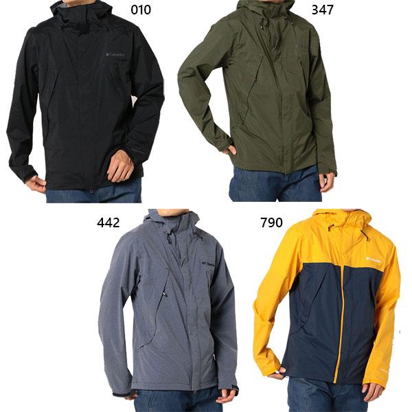 コロンビア Columbia メンズ ワバシュ 2 ジャケット Wabash II Jacket レインウェア 防水ジャケット 長袖 アウトドア PM5741
