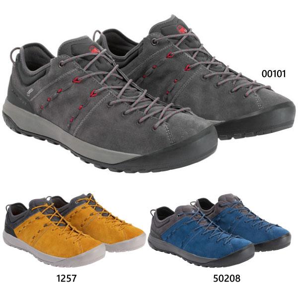 マムート Mammut メンズ フエコ ローカット ゴアテックス Hueco Low GTX 登山靴 山登り トレッキングシューズ アプローチシューズ 普段使い 3020-06110
