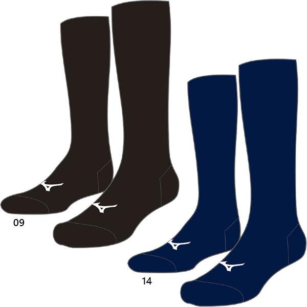 3足組×30組 21-24cm ミズノ Mizuno ジュニア キッズ 野球 アンダーストッキング カラーソックスセット 靴下 ソックス 野球用品 12JX0V11