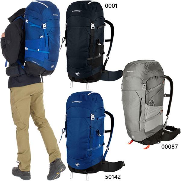 47L マムート Mammut メンズ レディース リチウム クレスト Lithium Crest 40+7L 登山 トレッキング リュックサック バックパック バッグ 鞄 2530-03561