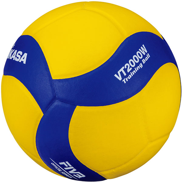 メンズ レディース トレーニングボール5号 2000g 2kg バレーボール ミカサ MIKASA VT2000W