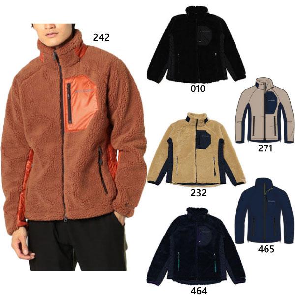 ボアフリース 保温 Archer アウター コロンビア メンズ Ridge Columbia アウトドアウェア PM3743 トップス アーチャーリッジジャケット 防寒 Jacket