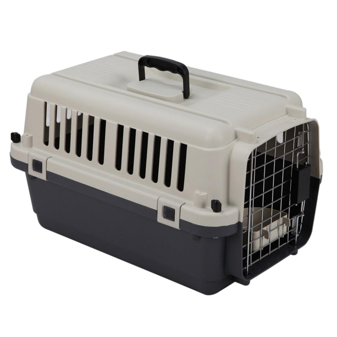 安心 安全設計 クレート ペットキャリー 犬 ペットゲージ バリケン 小型犬 大幅にプライスダウン 有名な SAVIC 航空輸送 ss アンデス 飛行機 移動用 バリケンネル SS