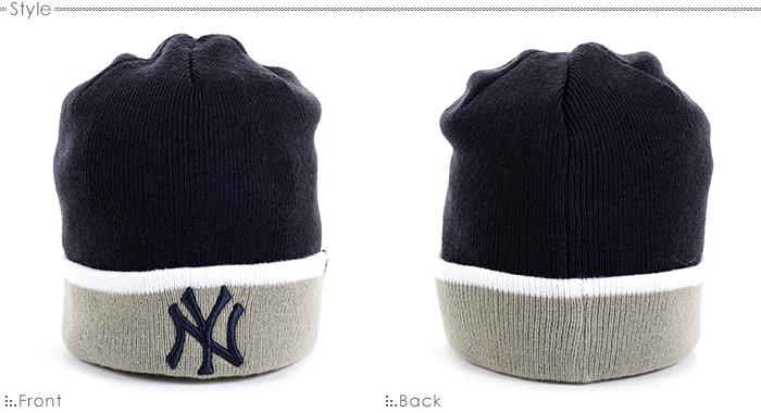 f5c98c1436c 47 Brand beanie YANKEES  47 SUB ZERO CUFF KNIT 47 Brand (47 brands) knit cap    knit hat  NY  Yankees
