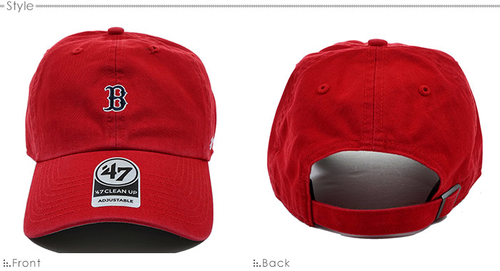pretty nice a2ef8 a5c71 ... sale 47brand cap boston red sox baserunner 47 clean up 47 brand 47  brands strap back