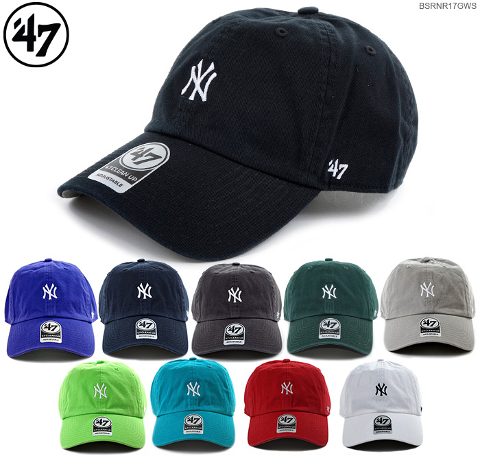 f47f3e0fca9 47Brand cap NEW YORK YANKEES BASERUNNER  47 CLEAN UP 47 Brand (47 brands) strap  back   back belt   cap   correspondence