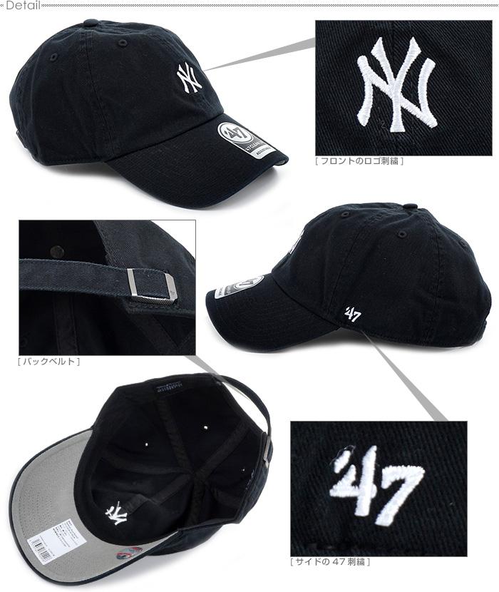 7eeabf17d9488 FREEBOX  47Brand cap NEW YORK YANKEES BASERUNNER  47 CLEAN UP 47 ...