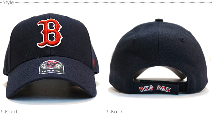 47 brand Cap BOSTON RED SOX 47 MVP 47 Brand (47 brand) back  MLB Cap  l SOX    Boston   Red Sox   05P28Sep16. 1a1179ee059
