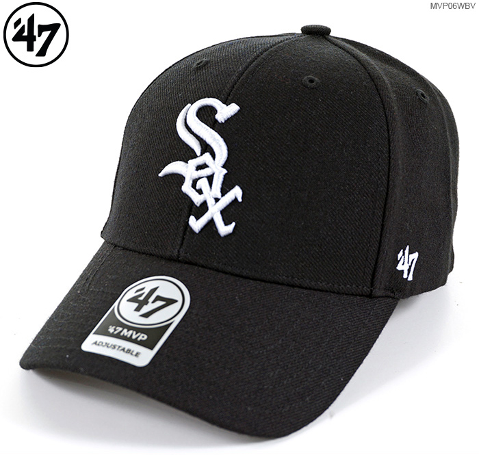 67e298cafb5 FREEBOX  47Brand cap WHITE SOX HOME  47 MVP 47 cap  MLB official ...