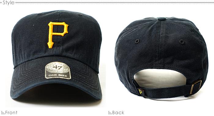 finest selection ae549 55262 パイレーツ キャップ MLB キャップ 47Brandキャップ
