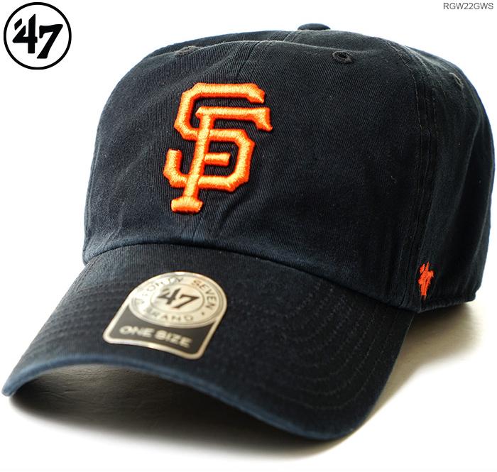 a8b5de66b7eef FREEBOX  47 brand caps SAN FRANCISCO GIANTS   47 Brand CLEAN UP 47 ...