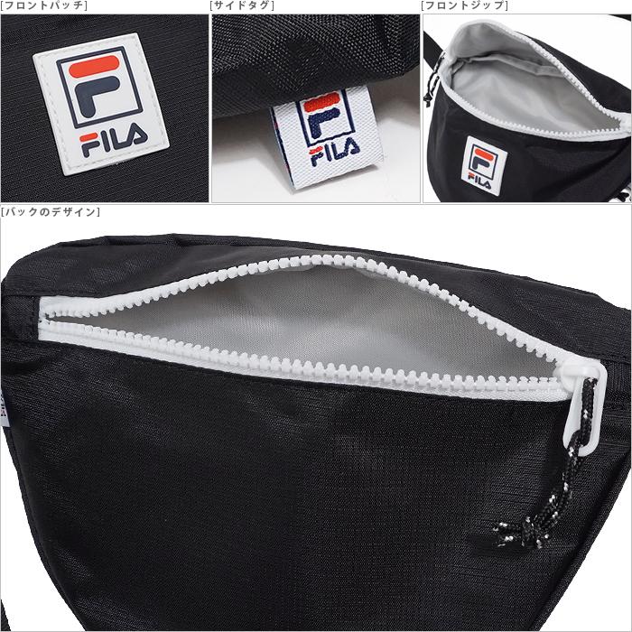 FREEBOX  Fila waist porch FILA HERITAGE WAIST BAG bum-bag ... d8f9fe94ec42a