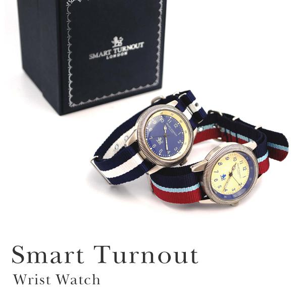 【送料無料】Smart Turnout(スマートターンアウト)腕時計 ST-002