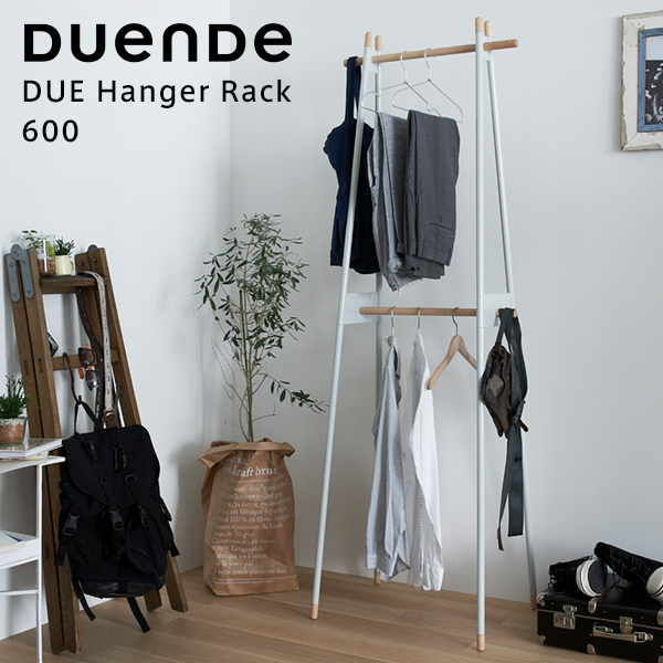 数量限定セール  DUENDE(デュエンデ) DUE 600 DUE Hanger 600 Rack Rack (デュエ 600 ハンガーラック), めん工房 辻麺業:6b35abc1 --- 3crosses.ca