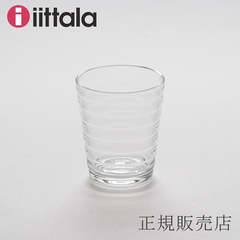 iittala/イッタラ/グラス/Aino Aalto/アイノアアルト/アールト/タンブラー/北欧/フィンランド/ アイノ・アアルト グラスタンブラー クリア(iittala/イッタラ)