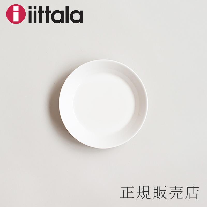 ストアー iittala イッタラ Teema ティーマ プレート 15cm 4年保証 北欧 ホワイト ソーサー