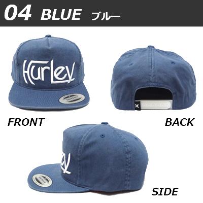 HURLEY Harley snapback cap ORIGINAL COAD SNAPBACK