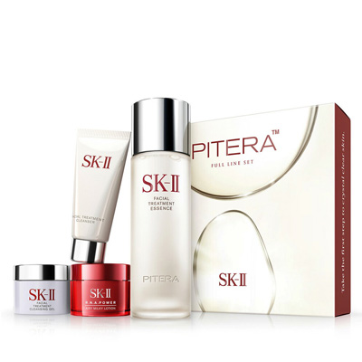 SK-II ピテラフルラインセット (N) [sk2 sk-ii sk skii S K2] skin care set [to a present gift present of she lover Mother's Day] during the up to 2,000 yen OFF ...