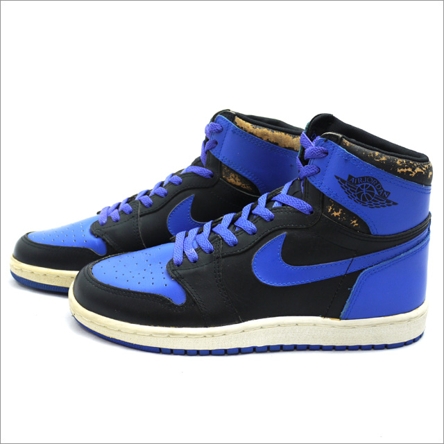 official photos 042f9 7f423 NIKE 1985 AIR JORDAN 1 ORIGINAL Air Jordan 1 original JORDAN1