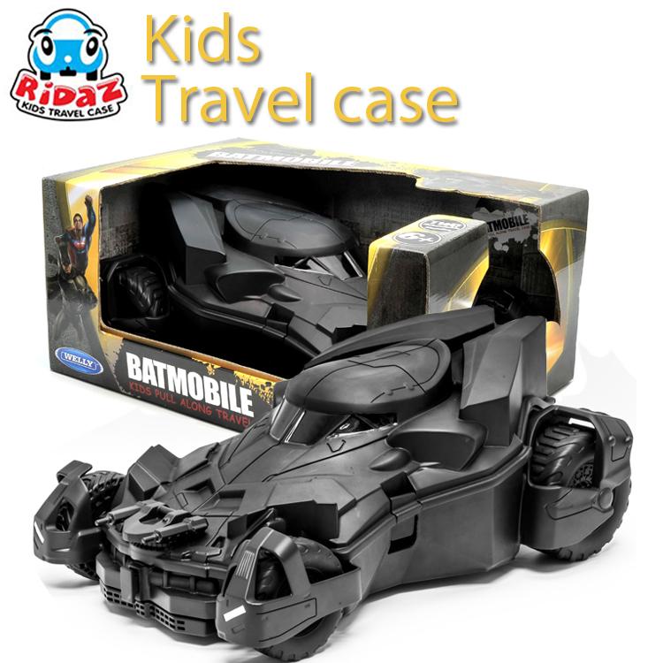 Ridaz ライダース バットマン 新型バットモービル キャリーケース おもちゃ箱 バットマンVSスーパーマン 送料込み あす楽対応