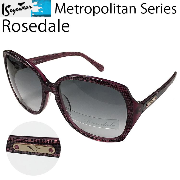 ISサングラスメトロポリタン ローズデール Metropolitan Series Rosedale アイウエア あす楽対応