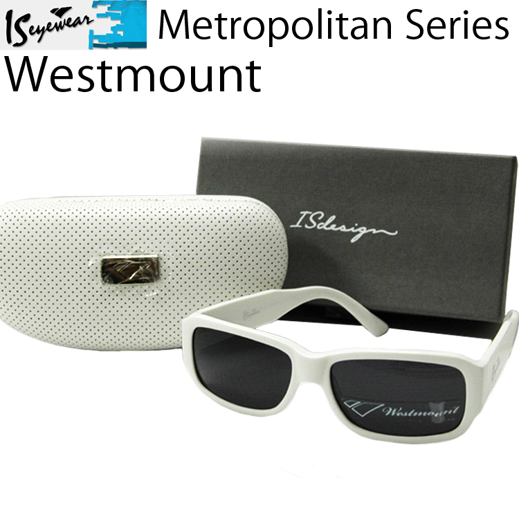 ISサングラスメトロポリタン ウェストマウント Metropolitan Series Westmount アイウェア あす楽対応
