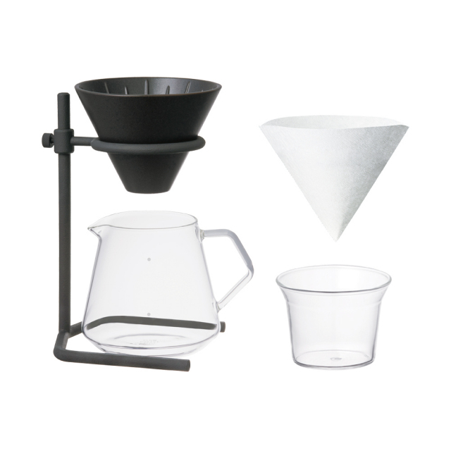 KINTO(キントー)SLOW COFFEE STYLE SPECIALTY04 ブリューワースタンドセット 4cups【送料無料】