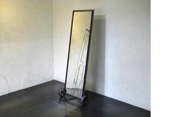H.I.D (エイチアイディー) MIRROR ( ミラー ) 530 姿見鏡 鏡