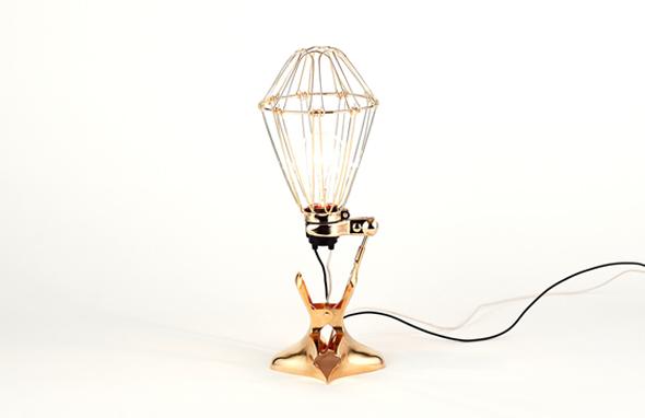 共栄デザイン reconstruction lamp (リコンストラクションランプ) クリップライト スタンド照明【送料無料】