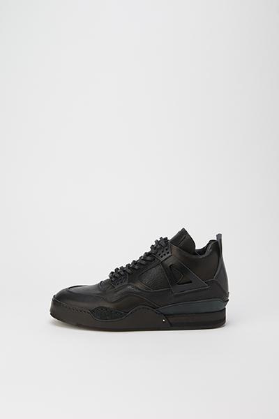 Hender Scheme エンダースキーマ mip-10 Black 革靴【メール便不可】