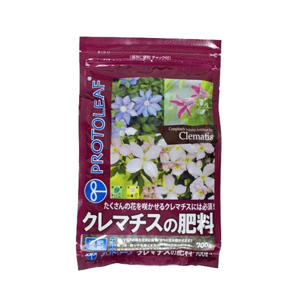 たくさんの花を咲かせるクレマチスに 正規取扱店 オンライン限定商品 プロトリーフ クレマチスの肥料 700g×30セット