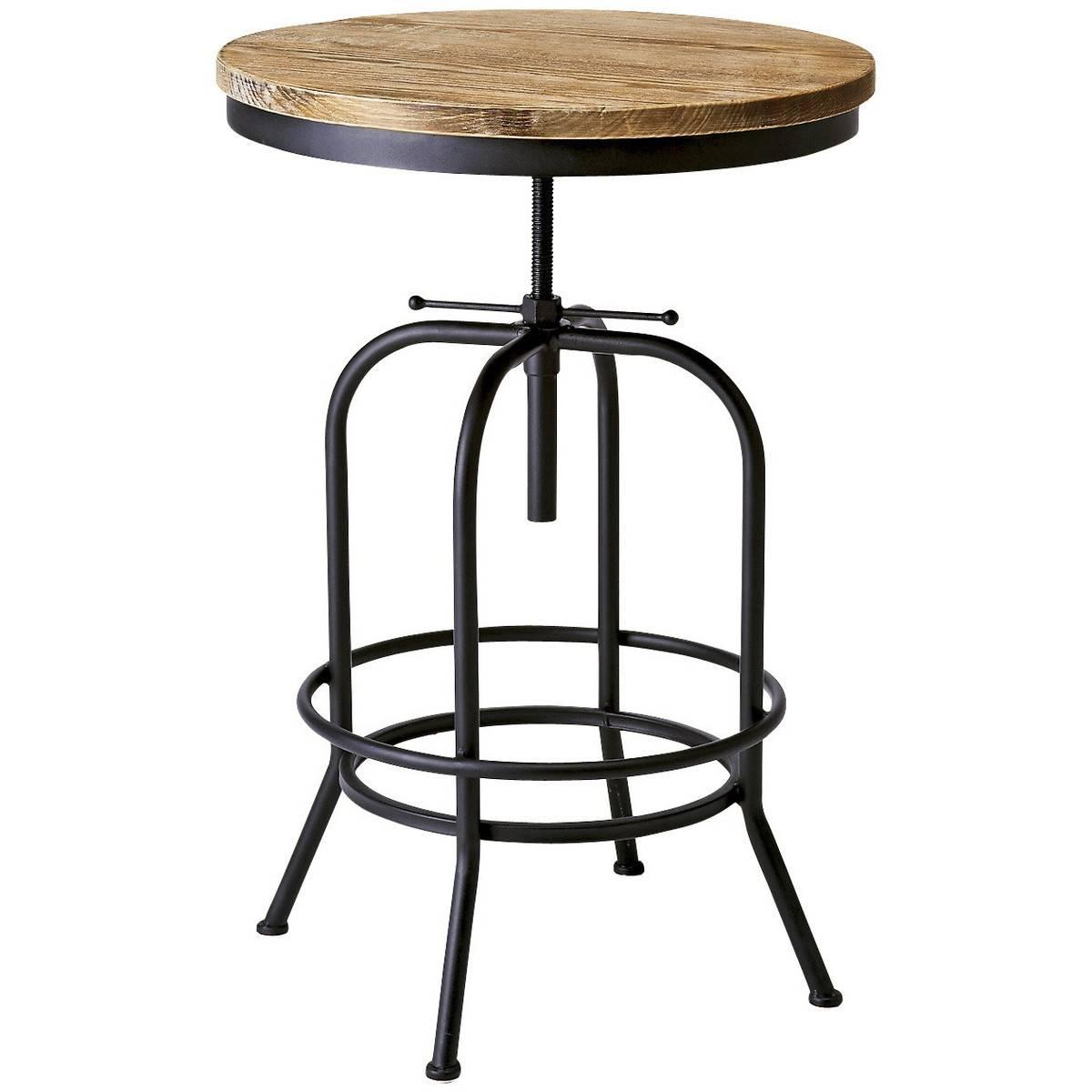 バーテーブル 丸テーブル