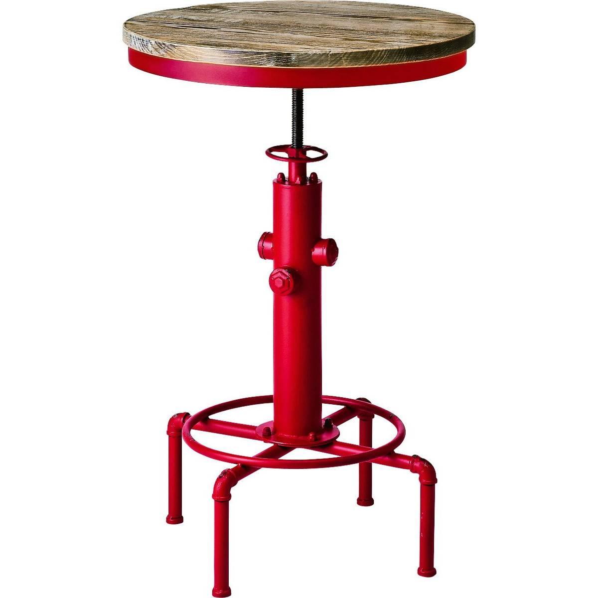 ヴィンテージ加工 バーテーブル